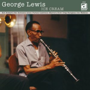 george lewis ice cream DD 202