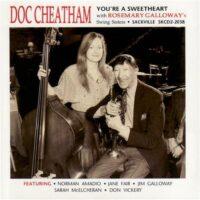 Doc Cheatham SAC 2038 album cover