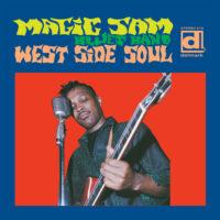 Magic Sam West Side Soul 615 album art