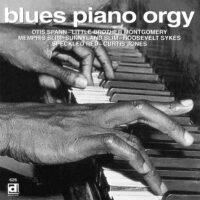 Blues Piano Orgy 626 album cover art