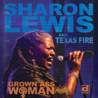 sharon lewis DE 849 album cover