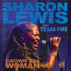 sharon lewis DE 849 album cover