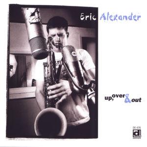 Eric Alexander DE 476 album cover