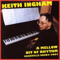 Keith Ingham - SAC 3063 album art