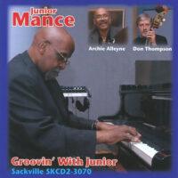 Junior Mance - SAC 3070 album cover