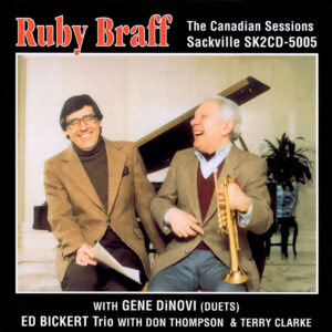 Ruby Braff SAC 5005 album art