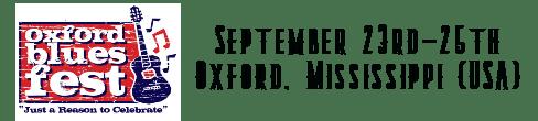 Oxford Blues Festival